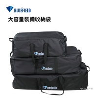 【現貨供應】 超耐重大容量裝備袋 藍色領域 BLUEFIELD 大收納包 露營 野餐 收納袋 萬用工具袋 搬家 旅行