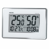 [Shipping from japan]Seiko clock (Seiko Clock) Clock Seiko clock clock radio clock combined digital