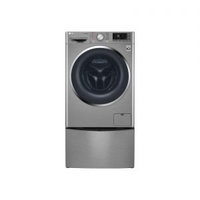 LG TWC1408H3E + TC2402NTWV TWINWASH BUNDLE - WASHER DRYER 8/5KG + MINI WASHER 2KG
