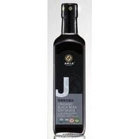 <寶樹堂> 喜樂之泉 有機黑豆醬油 500ml /瓶