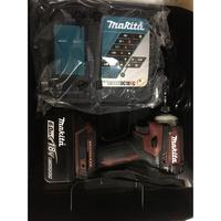 牧田 Makita 18V衝擊起子機DTD171 RGE 6.0電池2顆 顏色有黑色青色都可選擇 台牧公司貨