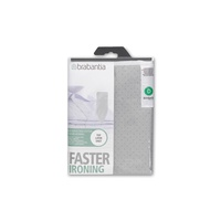 Brabantia Ironing Board Cover 134X45cm With Foam -Size D - Silicon