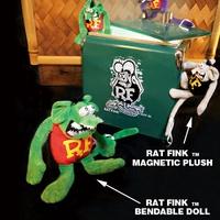 Rat Fink(老鼠芬克)銷售店鬥牛犬多爾 MOONEYES