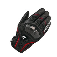 RS-TAICHI RST390 Hot Selling Cool Motorcycle Gloves black with Red