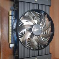 技嘉gts450 1g DDR3