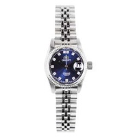 ORIENT LEADER AUTOMATIC WOMENS OYSTER WATCH NR16003D SNR16003D0