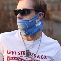 Mens Dustproof Ski Face Mask
