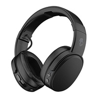 ▶$1 Shop Coupon◀  Skullcandy Crusher Bluetooth Wireless Over-Ear Headphone with Microphone, Noise Is