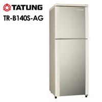 【促銷】TATUNG大同 140L大同雙門冰箱TR-B140S-AG 送安裝