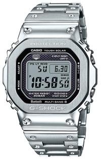 G-SHOCK (JiShock) [Casio] CASIO watch G-SHOCK Jishok Bluetooth equipped radio wave Sora GMW-B5000D-1