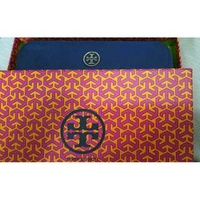 Authentic Vintage Tory Burch Zip-Around Long Wallet