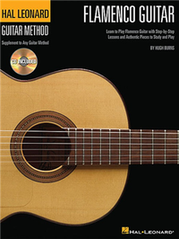 HL Guitar Meth/FLAMENCO GUITAR +CD 佛朗明哥吉他教學譜(附CD)
