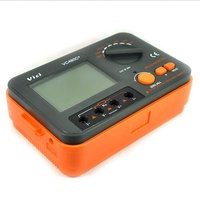 YIN Vici Vc480c+ 3 1/2 Accuracy + 4 Wire Test Multimeter Digital Milli-ohm Meter