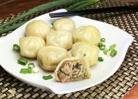 嚴選頂級宜蘭三星蔥的蔥肉餡餅,肉汁飽滿,在地媽媽誠摯推薦,20粒裝