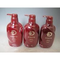 日本直輸出 Scalp-d 洗髮乳 (紅) 2017年版 350ml(一瓶價)