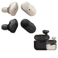 Sony WF-1000XM3 True Wireless Noise Cancelling Headphones/ Adaptive Sound Control / 24 Hours Battery