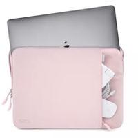 Tomtoc 360° 完全防護 ,粉 適用13吋 Apple MacBook Pro Retina 2012~2015 & MacBook Air|筆電包|保護套|