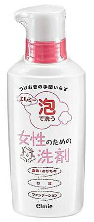 Elmie愛而美 女用泡沫去血漬清潔劑(日本原裝進口) #0492