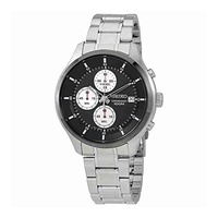 (Seiko Watches) SEIKO-Quartz Chronograph Gents Watch-SKS545P1