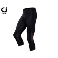 CHEJI盧卡斯(579) 萊卡機能性布料 3D立體超輕頂級護墊 排汗透氣 自行車九分褲 長車褲