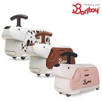 Bontoy Traveller 韓國騎乘行李箱 紅點設計美學 兒童行李箱 7866 好娃娃