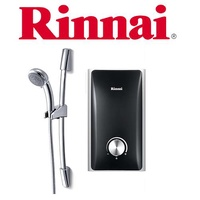 RINNAI REI-A330NP-BK INSTANT HEATER WITH SHOWER SET
