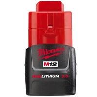 Milwaukee 米沃奇 12V鋰電電池 3.0AH