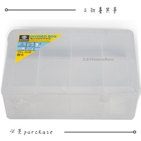 KEYWAY TFL-008 看的見8格收納盒 ➫KEYWAY ➫台灣製造 ➫35x28x10公分