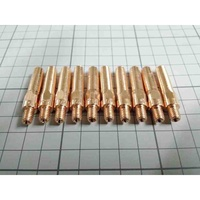 CO2氣體保護電焊機,日式槍頭0.8mm~1.6mm*40L*M6火嘴(TIP)(0.8mm~1.6mm)