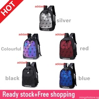 [ READY STOCK ] Adidas Issey Miyake 3D Urban Laptop Travel School Backpack Bag