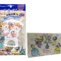 🚚 摩戴舒迪士尼C型幼兒口罩(公主款) 3片/包