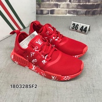 shoes Running shoes Sports absorption Shock GUCCI x NMD Adidas Original JWW