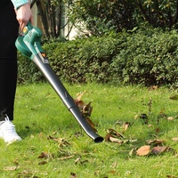 EAST 10.8V Cordless Rechargeable Blowing Machine ET1301 Garden Electric Leaf Blower Outdoor Sweeper