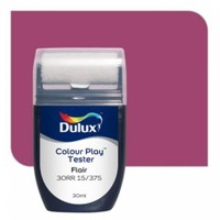 Dulux Colour Play Tester Flair 30RR 15/375