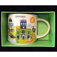 """""""全新""""Starbucks 星巴克 城市杯 英國 牛津 Oxford city mug"""