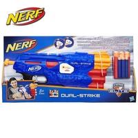 Nerf NERF Soft Bullet Gun ECS Series Double Transmitter B4620 Boy against Emission Toy