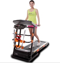 * SJ-358 - Electric Foldable Treadmill/Running Machine/Local SG Stock/Exercise Device/Sit up/situp
