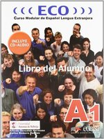 ECO A1. Libro del. Alumno + CD Audio