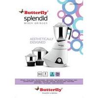 Butterfly Splendid 750-Watt Mixer Grinder with 3 Jars
