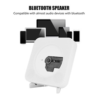 Portable CD Player New Wall Mounted Bluetooth CD Player