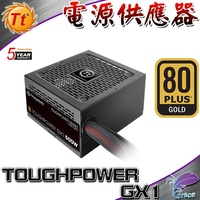 曜越 Thermaltake Toughpower GX1 500W / 600W / 700W 80+金牌 電源供應器