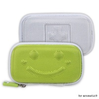 Milong Zoom HICKIES drug key earphone case SMILE POUCH