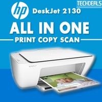 HP Deskjet 2130 All-in-One Printer (Print/Scan/Copy)