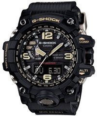 [CreationWatches] Casio G-Shock Mudmaster Triple Sensor Atomic GWG-1000-1A Mens Watch