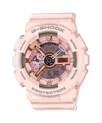 【EASYwatches】CASIO 卡西歐 G-SHOCK GMA-S110MP-4A1 粉紅 GMA_S110