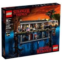 LEGO 樂高 75810 Stranger Things 樂高 怪奇物語 顛倒世界 新莊店面優惠