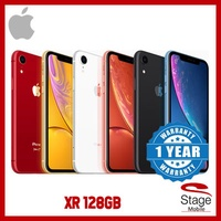 [Brand New] Apple iPhone XR 128gb / Local 1 year warranty