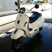 [自售] Vespa GTS 300ie SUPER ABS白