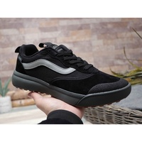 Vans Unisex Adults' Ultrarange Rapidweld Trainers Black