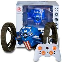 升級版智慧遙控彈跳車賽車翻轉特技車機器人兒童戶外玩具越野車 後街五號 CY